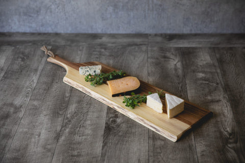 Image of Artisan Serving Plank - Acacia 30""
