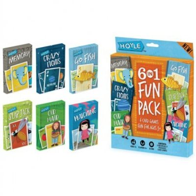 Hoyle 6-in-1 Fun Pack