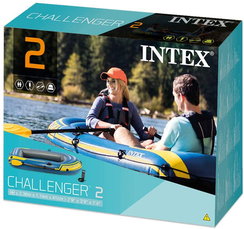 Image of Intex Club Boat Set