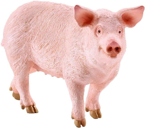 Image of Schleich Pig Figurine Toy Figure