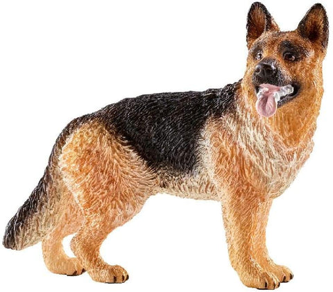 Image of Schleich German Shepherd Toy Figure