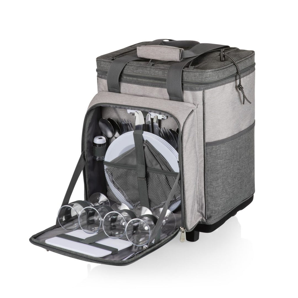 Rolling Picnic Cooler