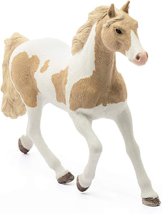 Schleich Horse Club Paint Horse Mare Educational Figurine