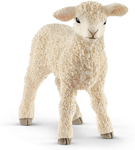 Image of Schleich Farm World Lamb Educational Figurine
