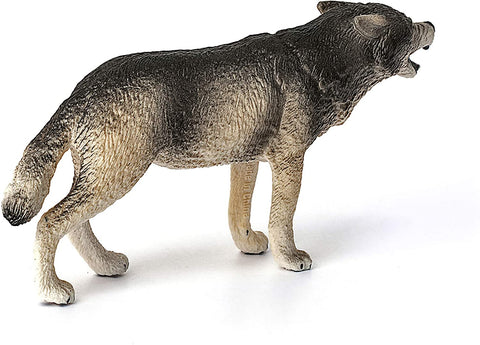 Image of Schleich Wild Life Wolf Educational Figurine