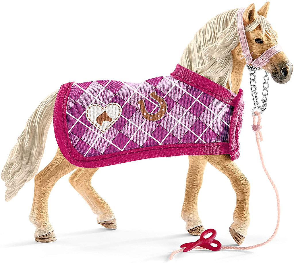 Schleich Horse Club Sofia's Fashion Creation for Andalusians 3-Piece Educational Playset