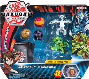Bakugan Battle Pack 5-Pack