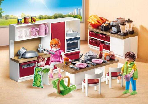 Image of Playmobil 9269 Kitchen