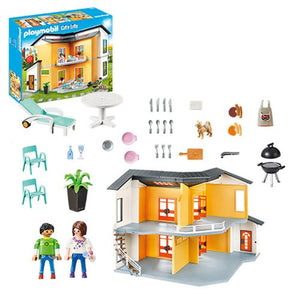 Playmobil 9266 Modern House Building Set