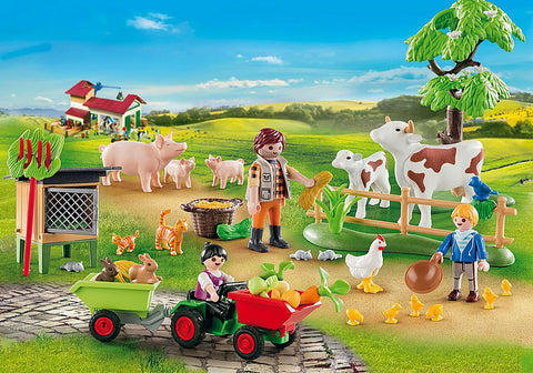 Playmobil 70189 Advent Calendar - Farm