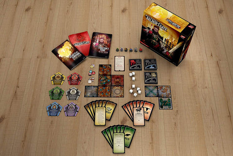 Image of Betrayal at Baldur's Gate Board Game