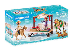 Playmobil 70396 Spirit Riding Free Christmas Concert