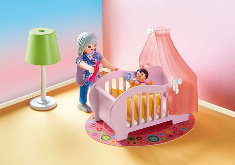 Playmobil 70210 Nursery