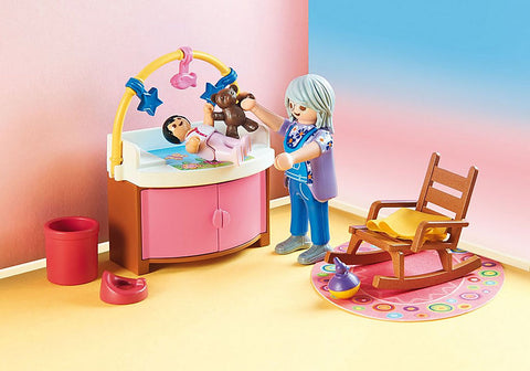 Image of Playmobil 70210 Nursery
