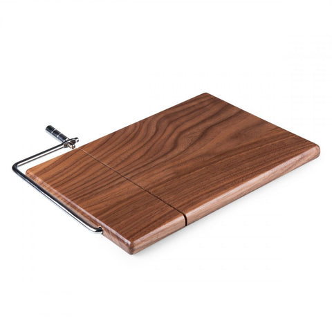 Image of Meridian Black Walnut Cutting Board and Cheese Slicer