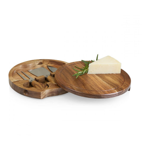 Image of Brie - Acacia Cheese Board