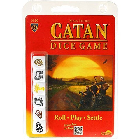Image of Catan Dice Game