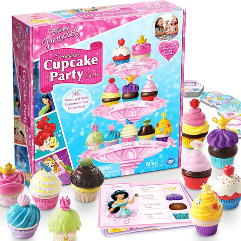 Image of Disney Princess: Enchanted Cupcake Party