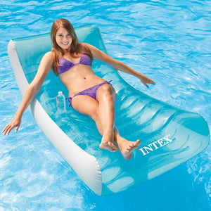 Intex Rockin' Inflatable Lounge, 74