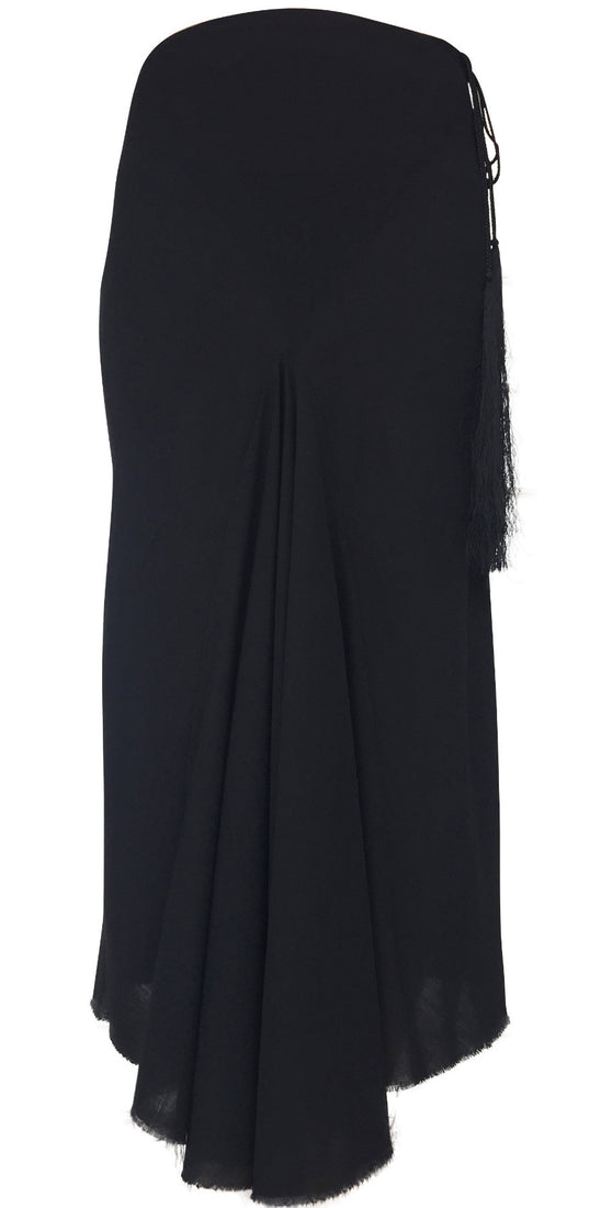 Fringe Business Skirt