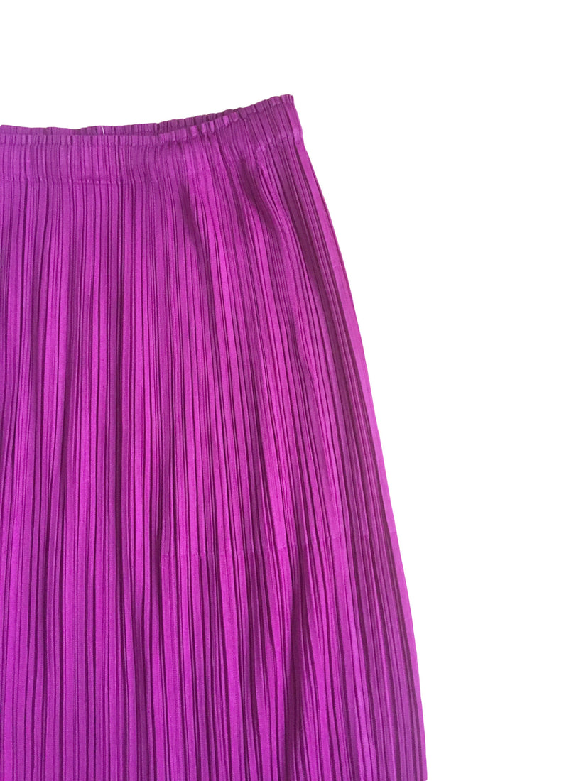 Fuschia Skirt