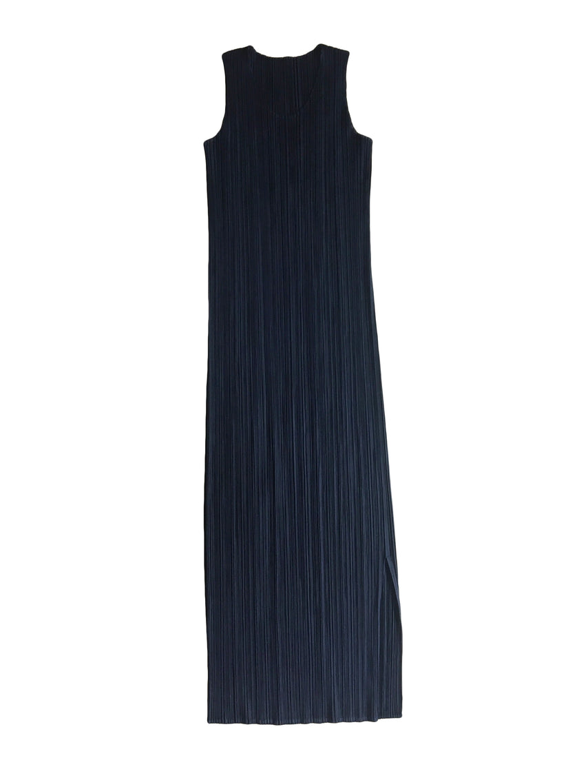 Nearly Navy Dress