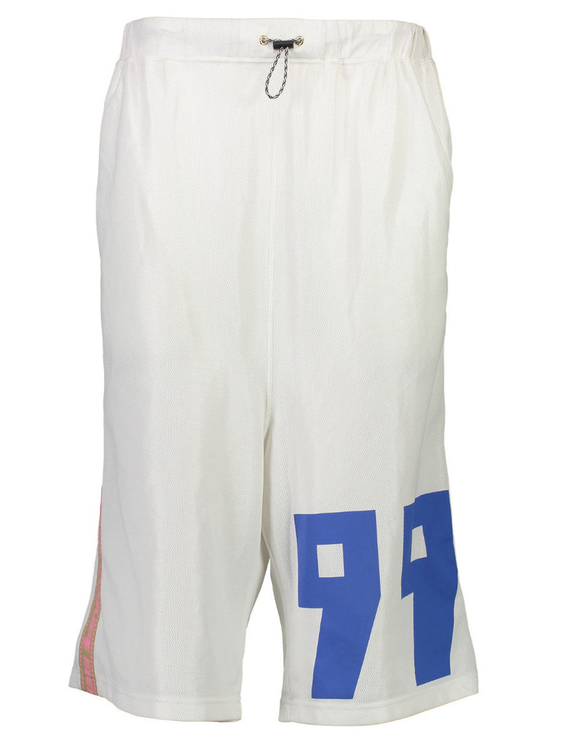 Oversized Basketball Shorts
