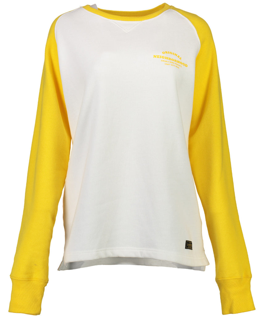 Sunshine Raglan Sweater