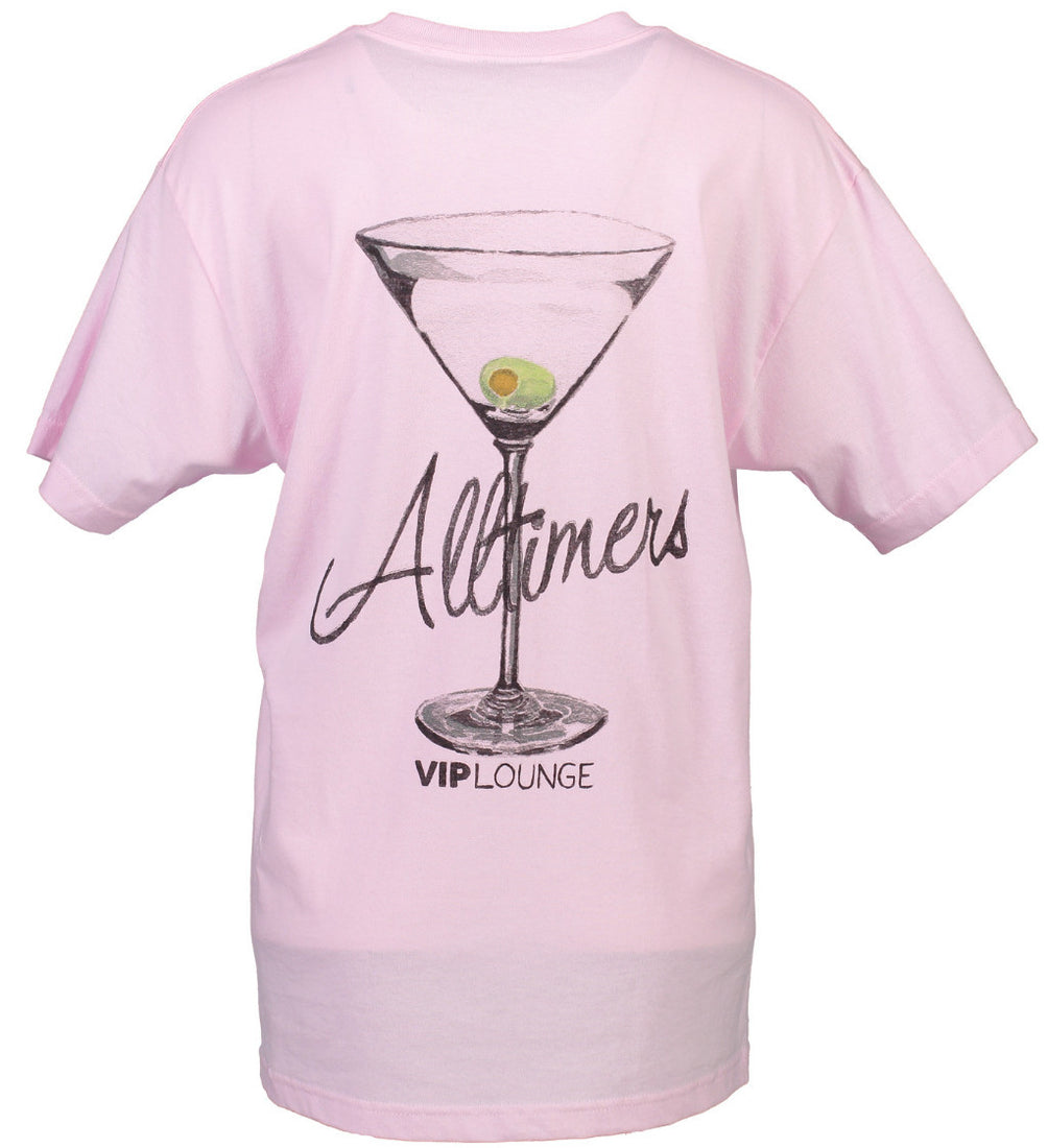 Watercolour Martini Tee