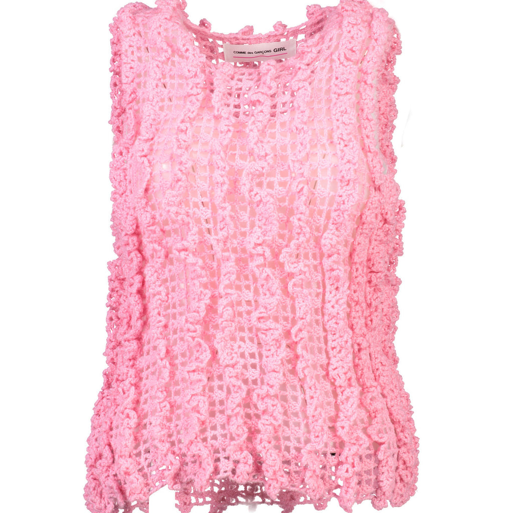 Crochet Bubble Tank