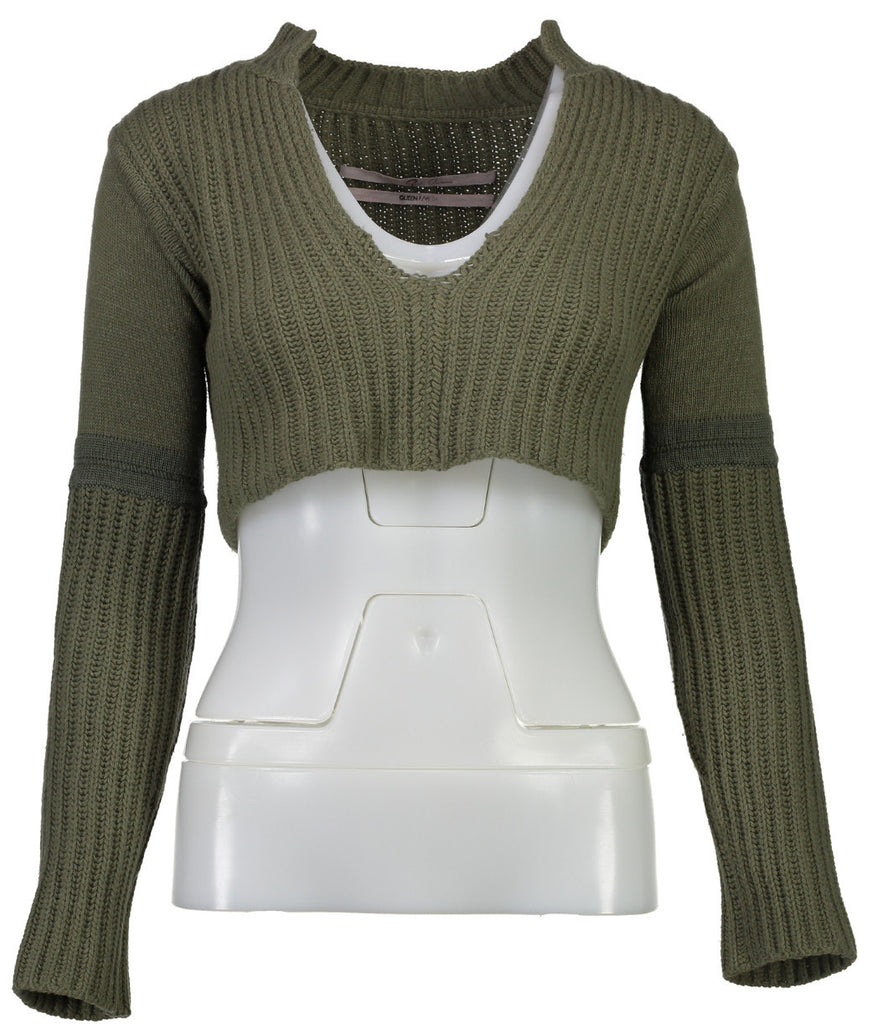 Kimmy Super Crop Sweater