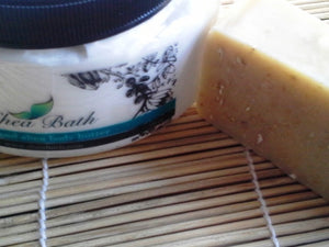 Goats Milk, Oats and Honey Soap  SB021