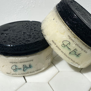Whipped Body Butter and Sugar Scrub Gift Set