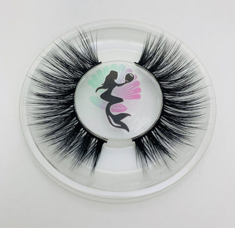'Baltic Sea' Faux Mink Lash Pearl