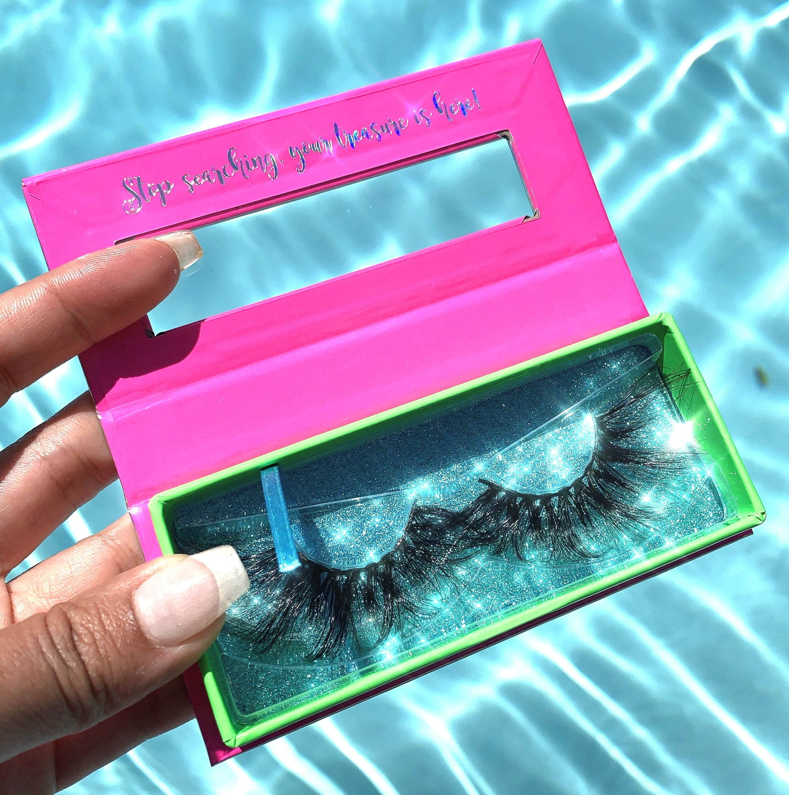 Ahoy! Vacation Luxury Mink Lashes