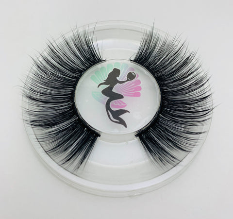 'Indian Ocean' Faux Mink Lash Pearl