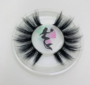 'Adriatic Sea' Faux Mink Lash Pearl