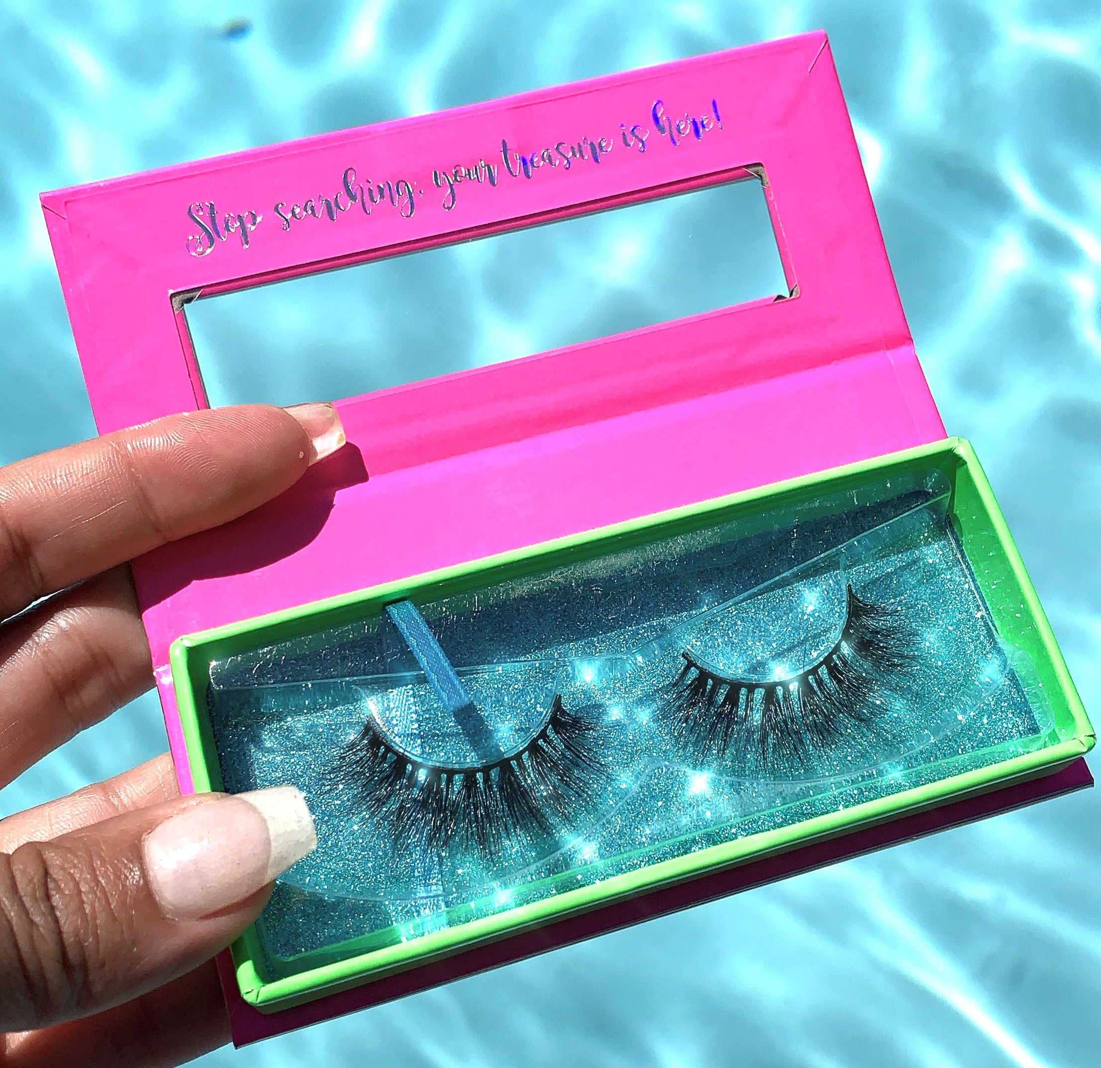 Sky's the Limit Vacation Luxury Mink Lashes