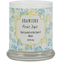 Seawicks Scented Candle -9oz Glass