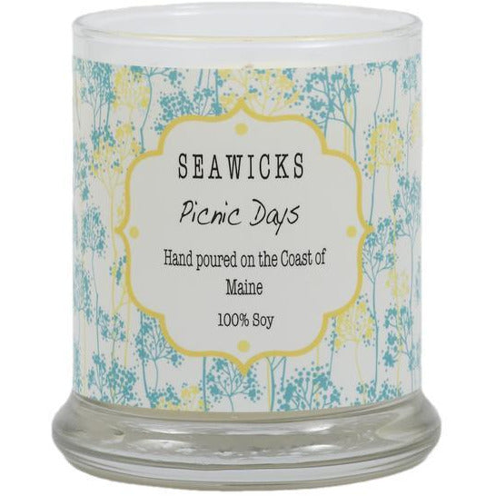 Picnic Days Candle