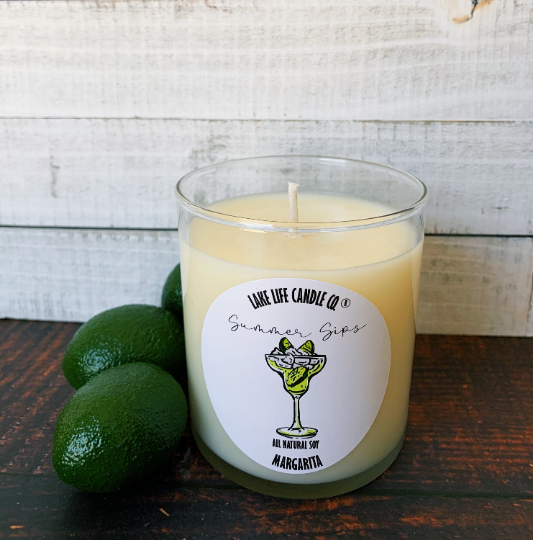 Margarita Summer Sips Candle