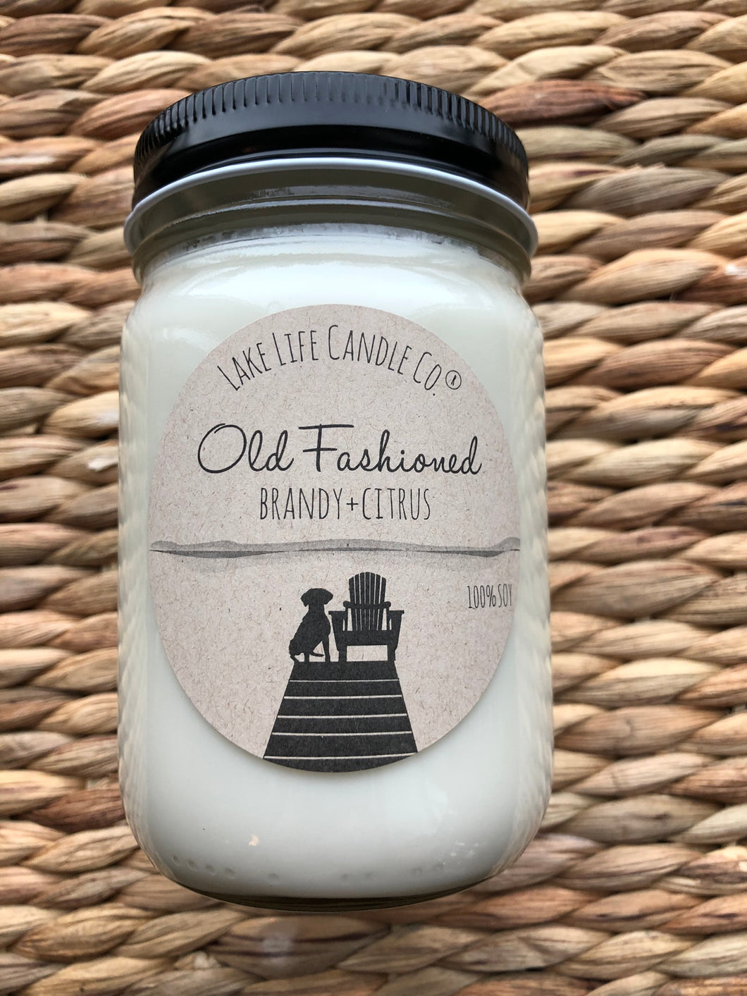 Call Me Old Fashioned Candle