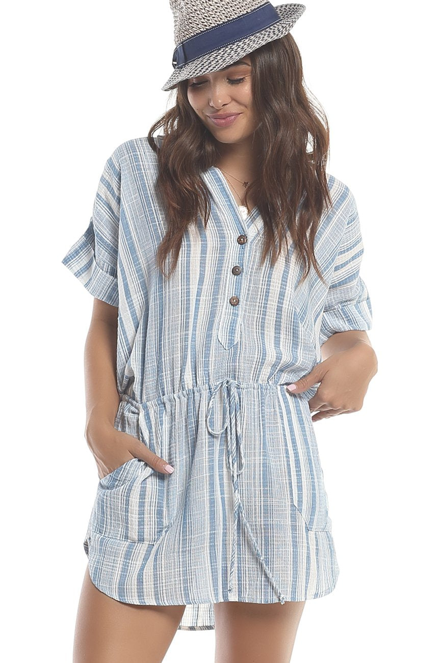 Savannah Shirt Dress