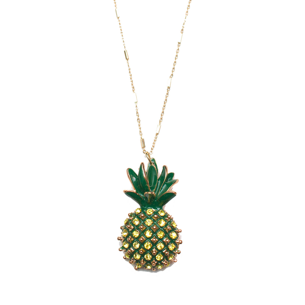 Pineapple Crush Necklace