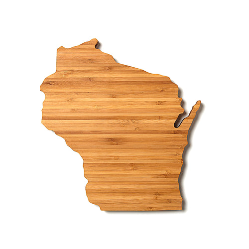 Large Wisconsin Cutting Board