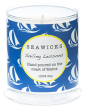 Sailing Lessons Candle
