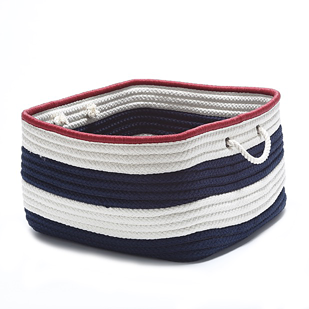 Nautical Storage Basket