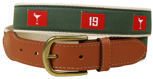 19th Hole Belt