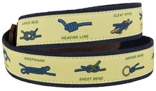 Nautical Knots Belt