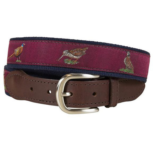 Woodland Birds Belt